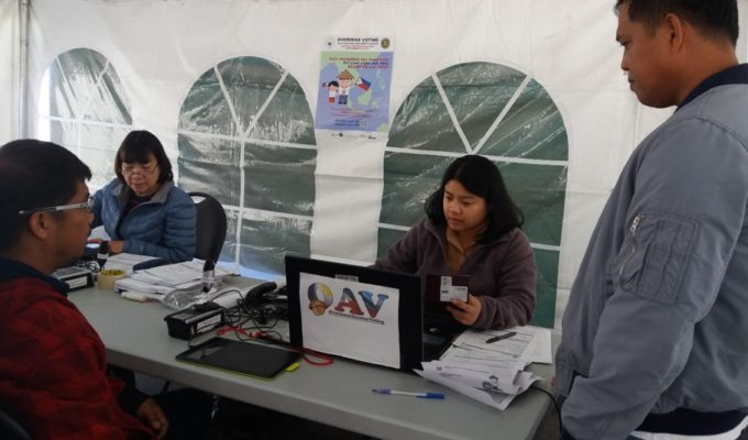 PH Embassy in Brussels Ends Overseas Voters' Registration Drive